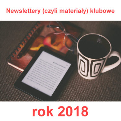 Newslettery klubowe 2018